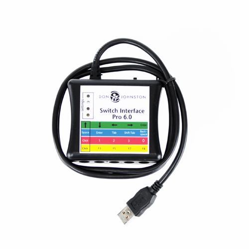 Don Johnston USB Switch Interface Pro 6.0