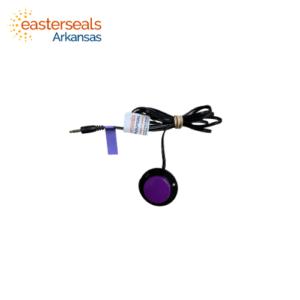 Purple Big Buddy Button by AbleNet, Inc.