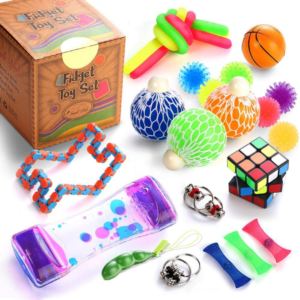 Click to View Fidget Toy Set