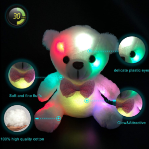 Click to View Light Up Bear